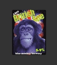 Blue Monkey A Very British Ape